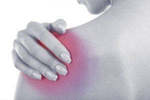 arm pain and shoulder
