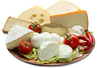Cheese lower cholesterol