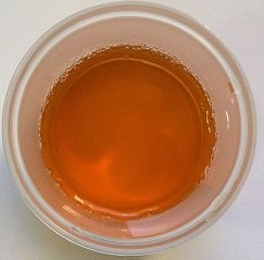 Deep Yellow or Orange Urine