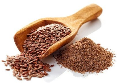 Flaxseeds lowers LDL cholesterol