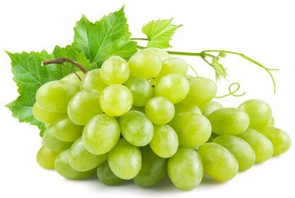 Grapes sugar content