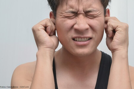 Itchy Ear Canal