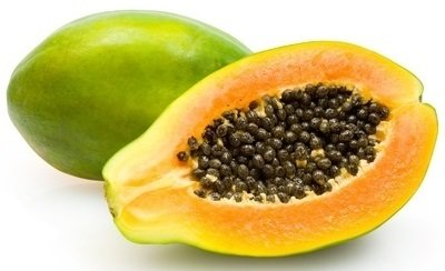 Papaya vitamin a