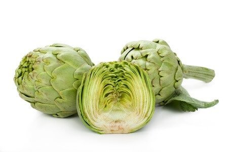 Sodium in Artichokes