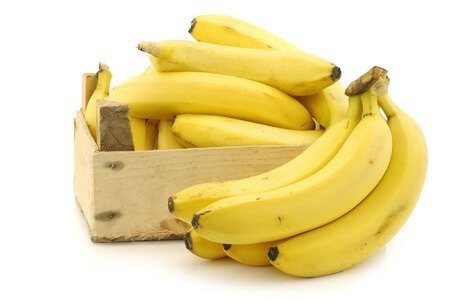 do bananas have fiber