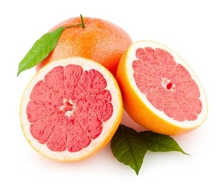 Fiber in grapefruit