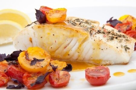 halibut vitamin d