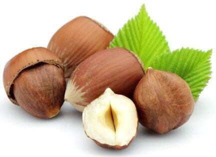 hazelnuts antioxidants