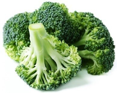 iron in broccoli