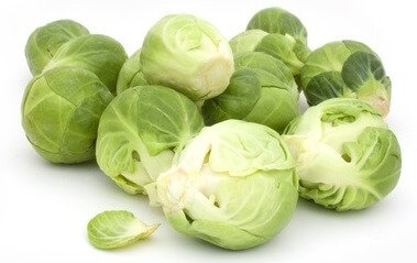 iron in brussels sprouts