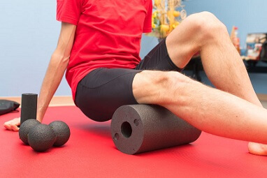 it band foam roller exercises