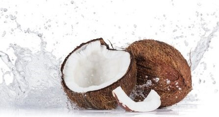 magnesium in coconut