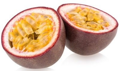 passion fruit potassium