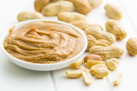 protein in peanut butter