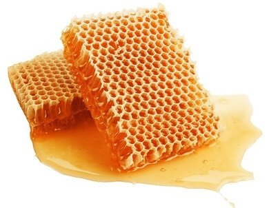 raw honey sugar content