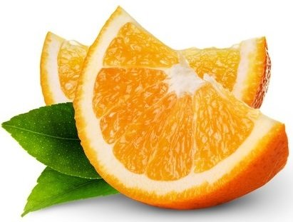 vitamin c in orange